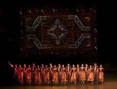 Le retour des Parfums d'Arménie - Critique sortie Danse