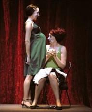 Christine Berg - Critique sortie Théâtre