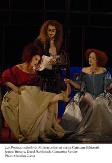 Cinq comédies de Molière - Critique sortie Théâtre