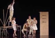 La Flèche et le moineau - Critique sortie Théâtre