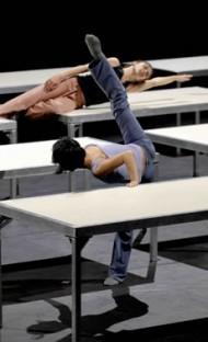 William Forsythe avec le Ballet de l'Opéra de Lyon - Critique sortie Danse