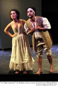 Le Dépit amoureux et La Jalousie du Barbouillé - Critique sortie Théâtre