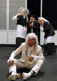 Monsieur de Pourceaugnac - Critique sortie Théâtre