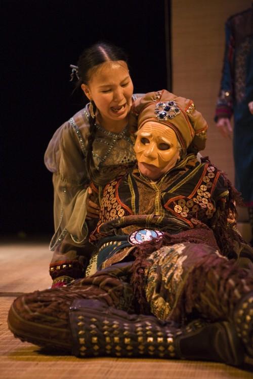 Ti An, Antigone Vietnam - Critique sortie Avignon / 2009