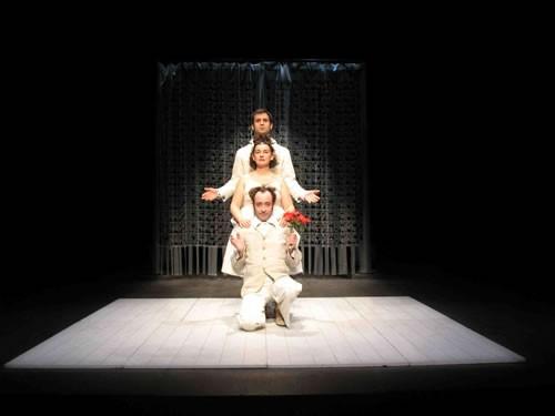 Michel Froehly: Chacun cherche sa place - Critique sortie Avignon / 2009