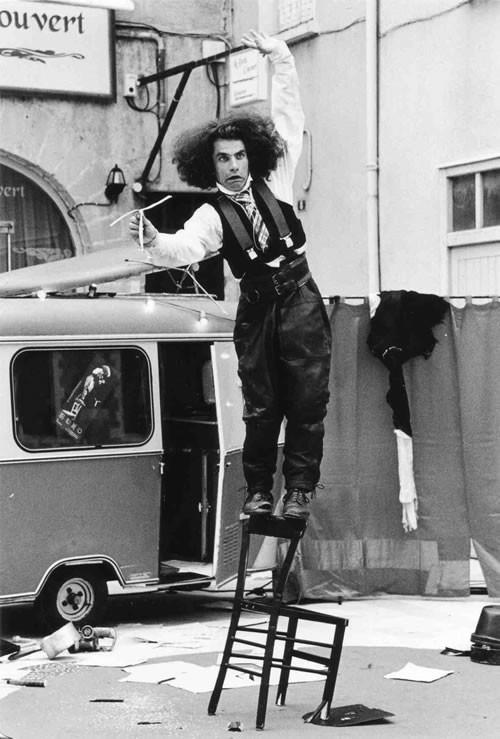 Buno Circus Solo - Critique sortie Avignon / 2009