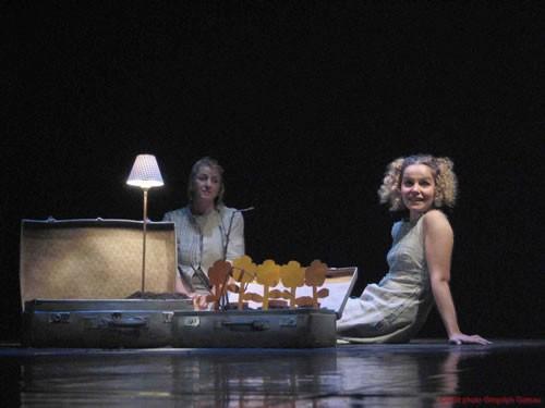 Le caillou de lune - Critique sortie Avignon / 2009