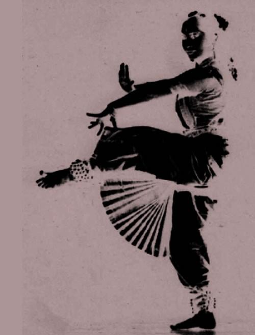 Danse classique de l'Inde-Bharata Natyam - Critique sortie Avignon / 2009