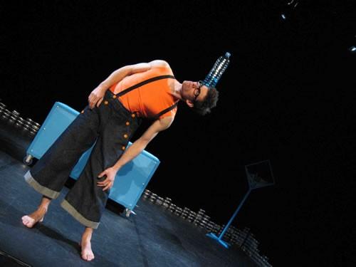Délires Aquatico-plastiques - Critique sortie Avignon / 2009