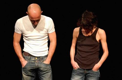 Pas de deux - Critique sortie Avignon / 2009