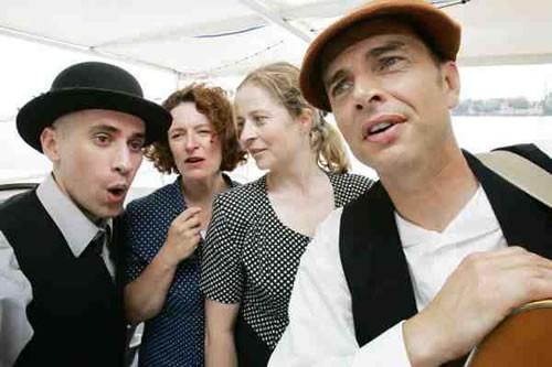 Le Barber Shop Quartet - Critique sortie Avignon / 2009