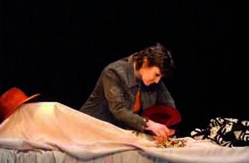 Calamity Jane, lettres à sa fille - Critique sortie Avignon / 2009