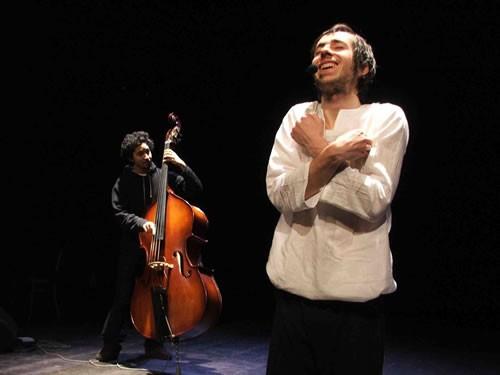 Coko, Tango des organes se départageant le corps de l'homme - Critique sortie Avignon / 2009