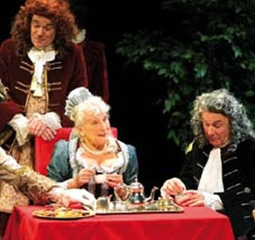 Les Facéties de Versailles - Critique sortie Avignon / 2009