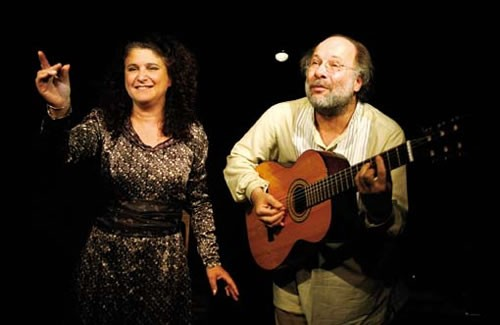 La rose et le pavot - Critique sortie Avignon / 2009