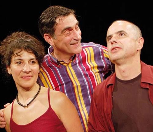 Les Salades amoureuses - Critique sortie Avignon / 2009