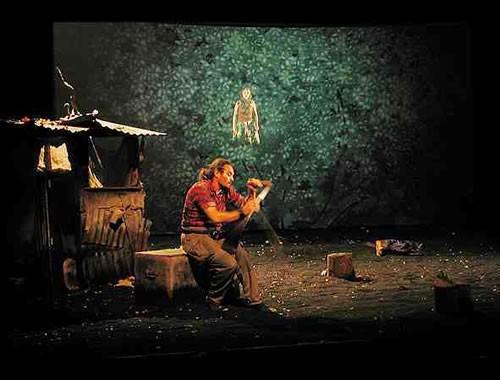 Une chenille dans le cœur - Critique sortie Avignon / 2009