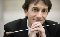 Bruno Ferrandis, un chef français en Californie, directeur musical du Santa Rosa Symphony. Photo: Clay McLachlan/ClayPix.com