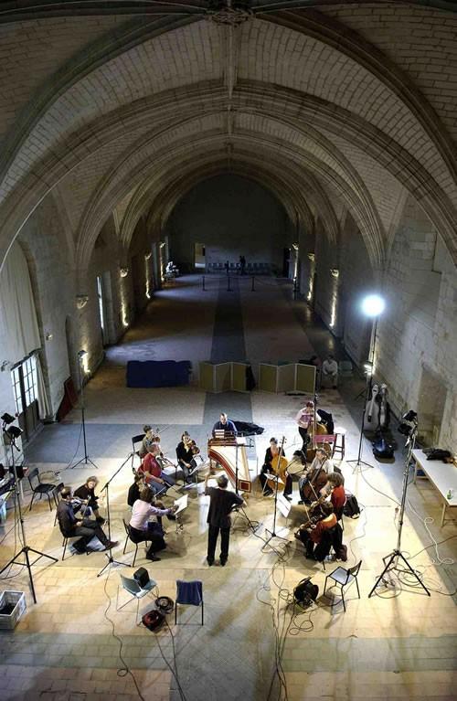 Stradivaria à l'opéra - Critique sortie