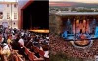 Etes-vous plutôt Cour de l'Archevêché d'Aix-en-Provence ou Théâtre antique d'Orange ?