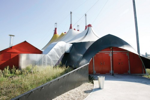 L'Ecole Nationale des Arts du Cirque de Rosny-sous-Bois - Critique sortie