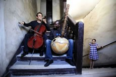 Ballaké Cissoko – Vincent Ségal - Critique sortie Jazz / Musiques