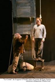 Triptyque O'Neill - Critique sortie Théâtre