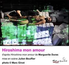 Hiroshima mon amour - Critique sortie Théâtre