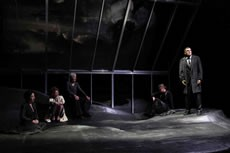 La Fabbrica - Critique sortie Théâtre