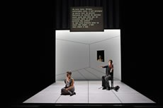 Kafka-Fragmente - Critique sortie Théâtre