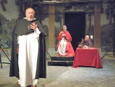 La Controverse de Valladolid - Critique sortie Théâtre