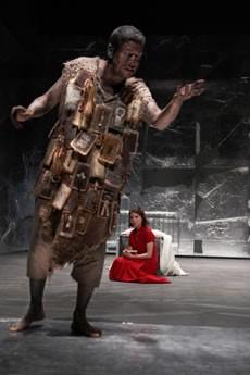 Sous l'œil d'Œdipe - Critique sortie Théâtre