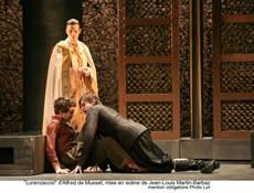 Lorenzaccio - Critique sortie Théâtre