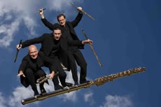 Trio d'argent - Critique sortie Classique / Opéra