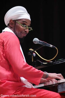 Omar Sosa - Critique sortie Jazz / Musiques