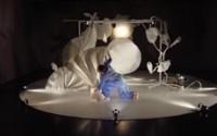 Crédit : DR Légende : Plis/Sons, un spectacle musical mis en scène par Laurent Dupont.