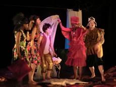 Un certain Songe, une nuit d'été - Critique sortie Théâtre