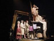 Photo Que d'espoir ! d'Hanoch Levin, mise en scène de Serge Lipszyc.