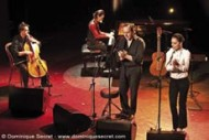 HERENCIA - Critique sortie Jazz / Musiques