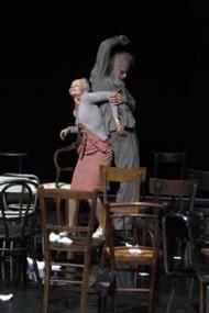LES CHAISES - Critique sortie Théâtre
