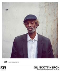 Gil Scott-Heron - Critique sortie Jazz / Musiques