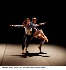Vanessa Le Mat et Marie-Laure Agrapart se partagent l'affiche - Critique sortie Danse