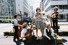 Moriarty - Critique sortie Jazz / Musiques