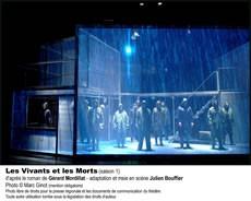 Les Théâtrales Charles Dullin - Critique sortie Théâtre