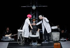 Docteur Faustus - Critique sortie Théâtre