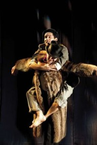 Et l'enfant sur le loup - Critique sortie Théâtre