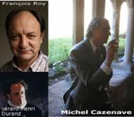 François Roy, Michel  Cazenave et Gérard-Henri Durand / Forgerons des mythes - Critique sortie Théâtre