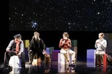 La Nuit du train de la voie lactée - Critique sortie Théâtre