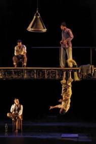 Du goudron et des plumes - Critique sortie Théâtre