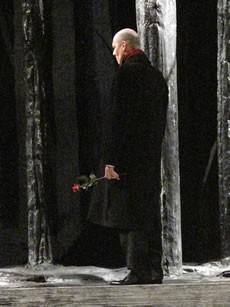Adagio [Mitterrand, le secret et la mort] - Critique sortie Théâtre